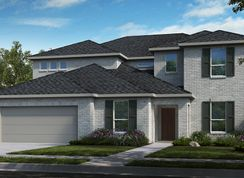 Carnelian - The Woodlands, Mariposa Woods 65s: The Woodlands, Texas - Taylor Morrison