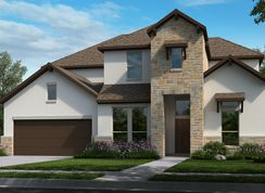 Topaz - The Woodlands, Mariposa Woods 65s: The Woodlands, Texas - Taylor Morrison