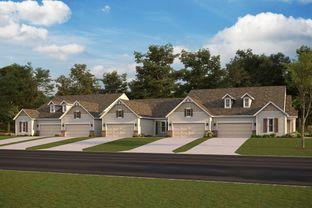 Bloomsbury - Creekside at Bethpage: Durham, North Carolina - Taylor Morrison
