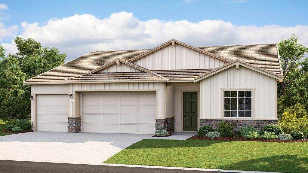 Exterior featured in the Basin Plan 10 By Taylor Morrison in Sacramento, CA