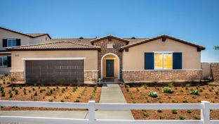 Plan 10 - Olivewood: Beaumont, California - Taylor Morrison