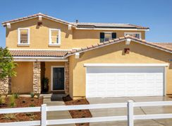 Plan 2 - Olivewood: Beaumont, California - Taylor Morrison