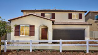 Plan 5 - Olivewood: Beaumont, California - Taylor Morrison