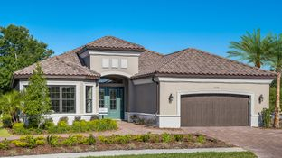 Pallazio Plan - Esplanade at Artisan Lakes: Palmetto, Florida - Taylor Morrison