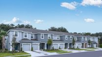 Reedy Reserve Townhomes by Taylor Morrison in Orlando Florida