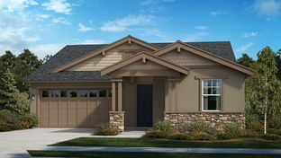 Residence 5 - Venture at The Collective 55+: Manteca, California - Taylor Morrison