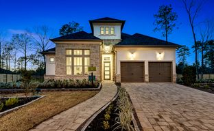 Bonterra at Woodforest 60s by Darling  Homes in Houston Texas