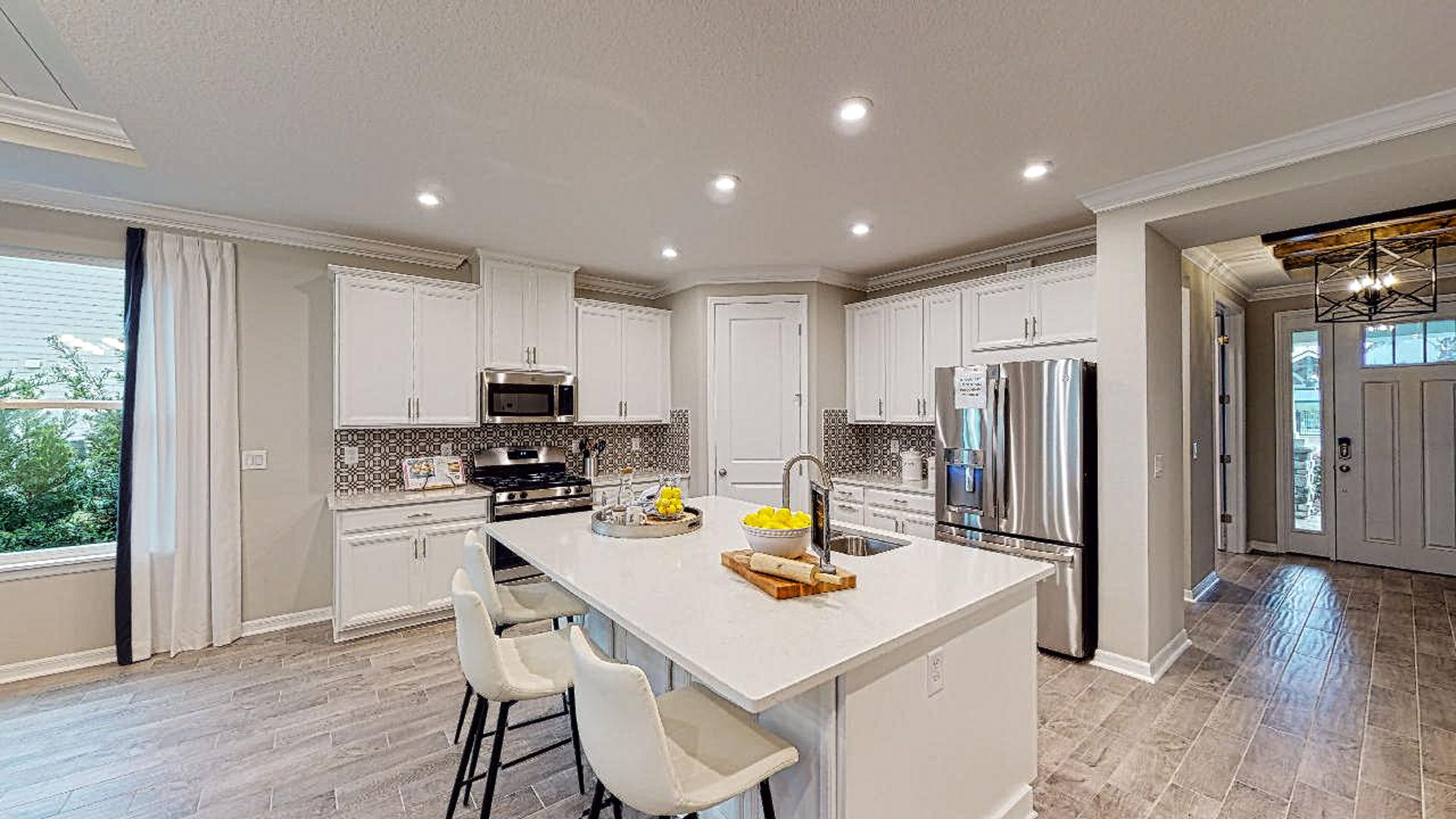 Kitchen featured in the Magdalen By Taylor Morrison in Jacksonville-St. Augustine, FL