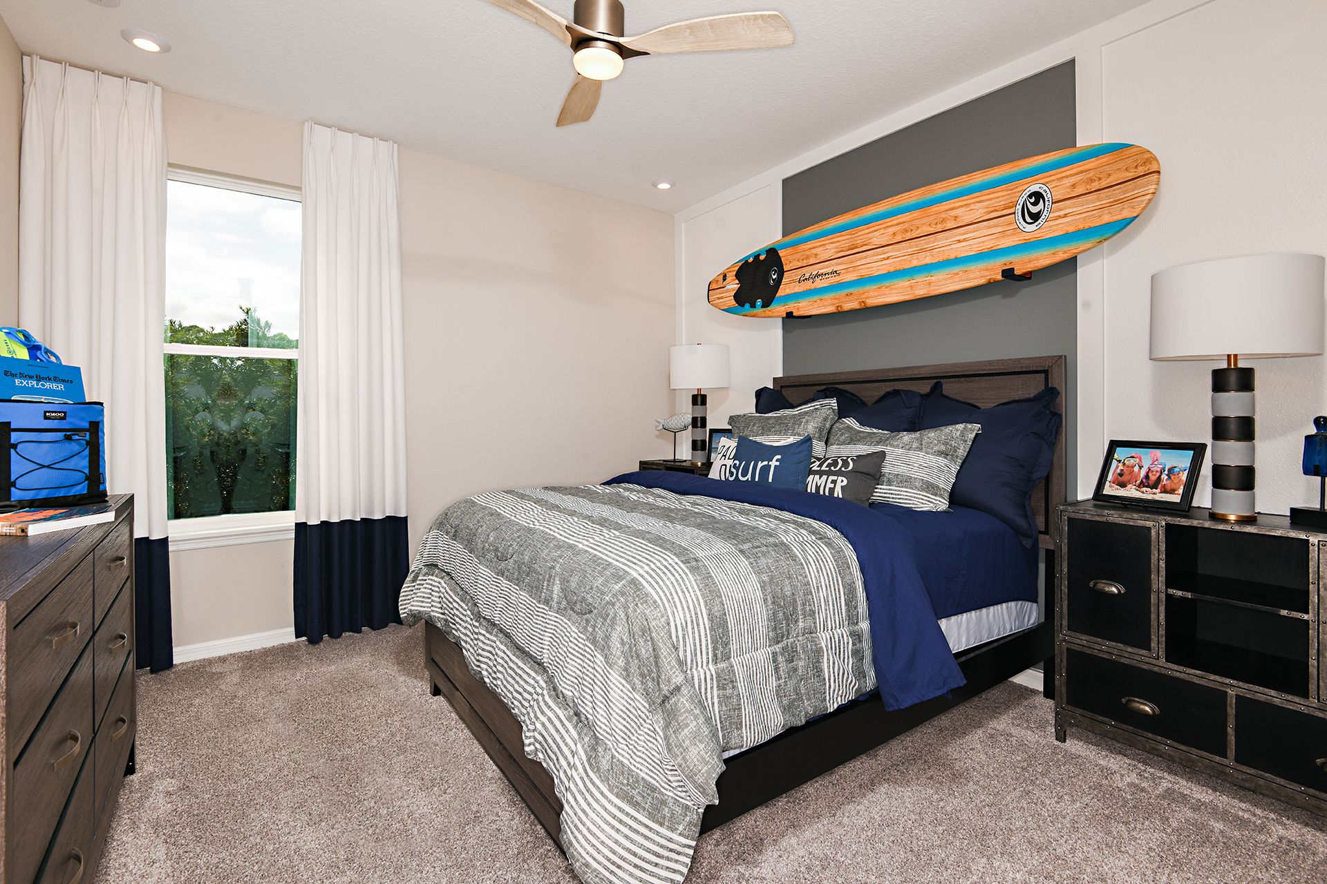 Bedroom featured in the Magdalen By Taylor Morrison in Jacksonville-St. Augustine, FL
