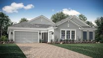 Esplanade at Wiregrass Ranch by Taylor Morrison in Tampa-St. Petersburg Florida