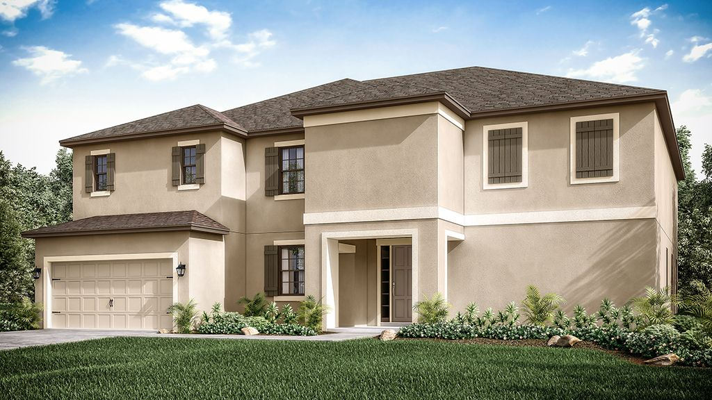 Exterior featured in the Nassau By Taylor Morrison in Sarasota-Bradenton, FL