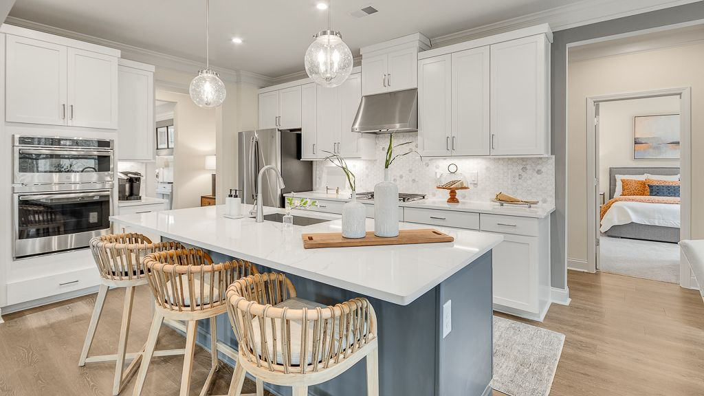 Kitchen featured in the Ivy By Taylor Morrison in Atlanta, GA