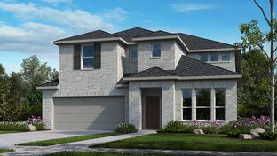 Bordeaux Plan - Overland Grove: Forney, Texas - Taylor Morrison