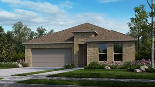 Chambray Plan - Overland Grove: Forney, Texas - Taylor Morrison