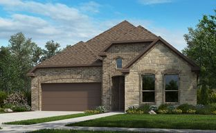The Ridge at Northlake 50s by Taylor Morrison in Dallas Texas