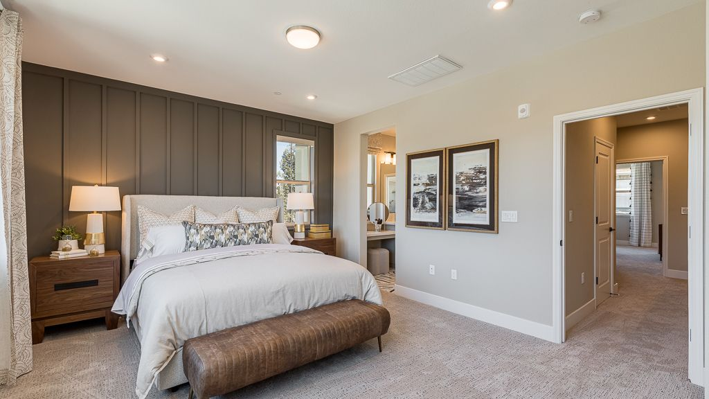 Bedroom featured in the Residence 3 By Taylor Morrison in San Jose, CA