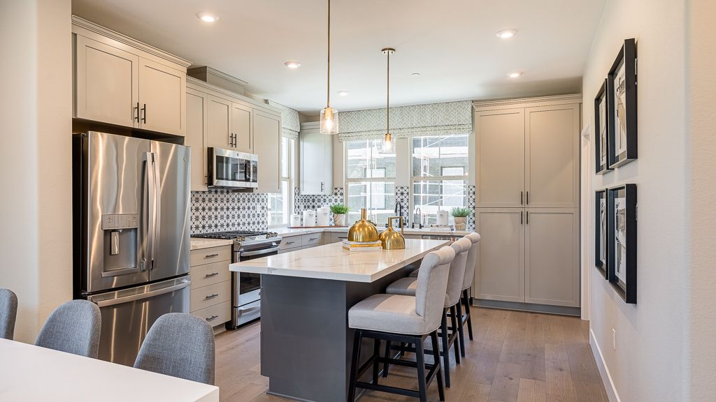 Kitchen featured in the Residence 3 By Taylor Morrison in San Jose, CA