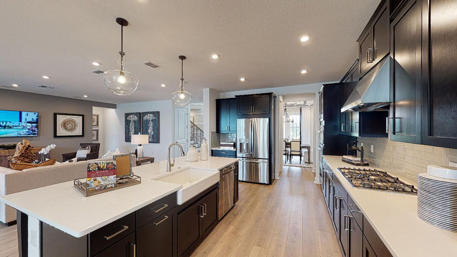 Kitchen featured in the Sonora By Taylor Morrison in Jacksonville-St. Augustine, FL