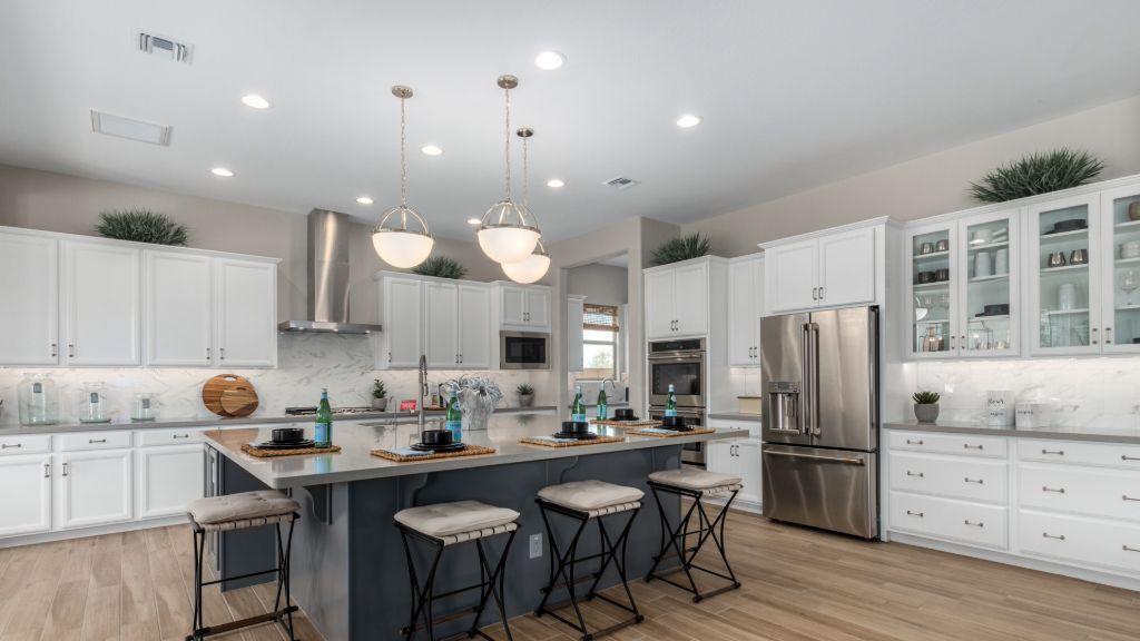 Kitchen featured in the Windom By Taylor Morrison in Phoenix-Mesa, AZ