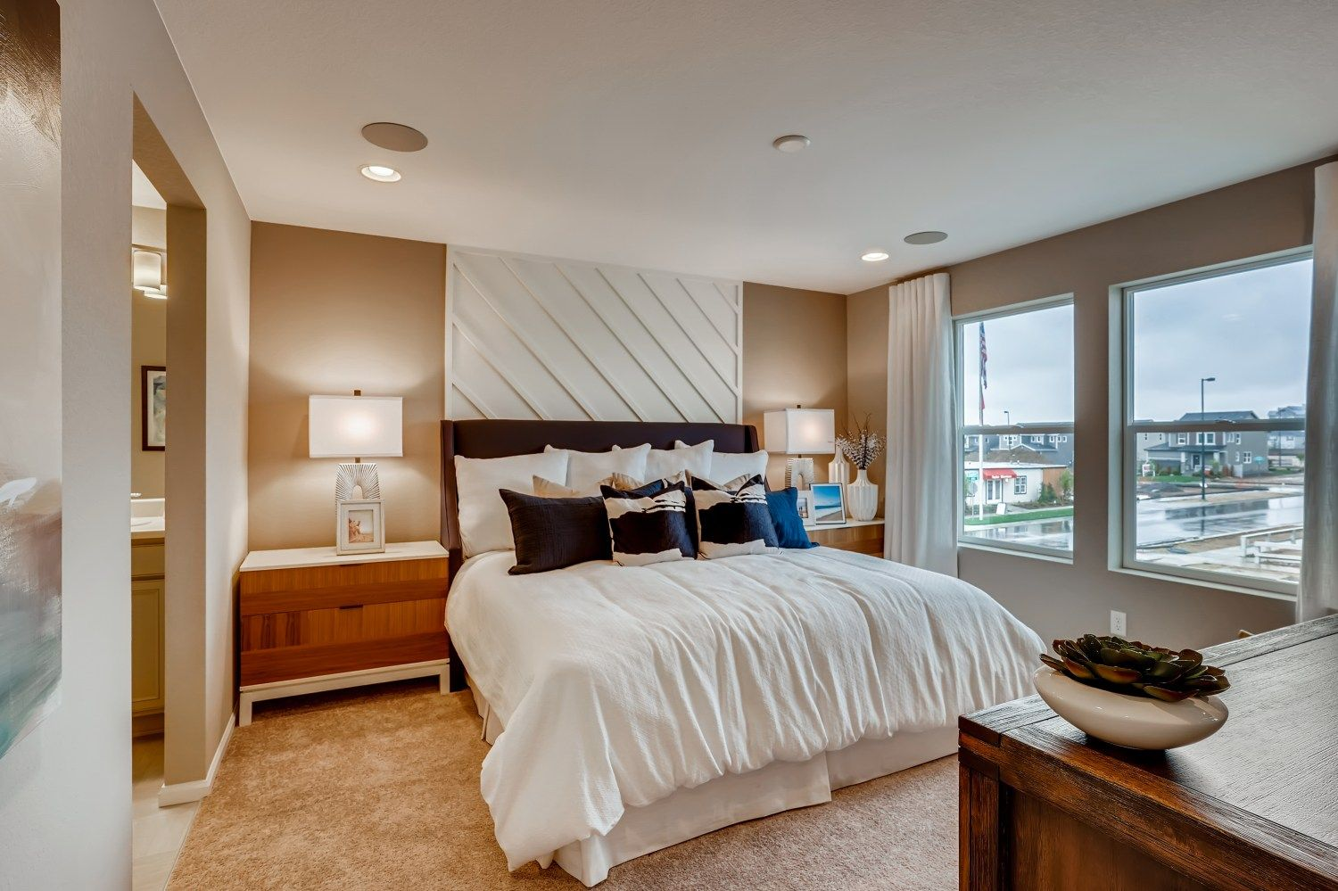 Bedroom featured in the Larkspur By Taylor Morrison in Denver, CO