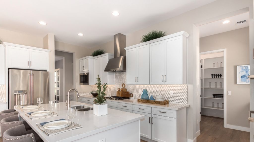Kitchen featured in the Hampton By Taylor Morrison in Phoenix-Mesa, AZ