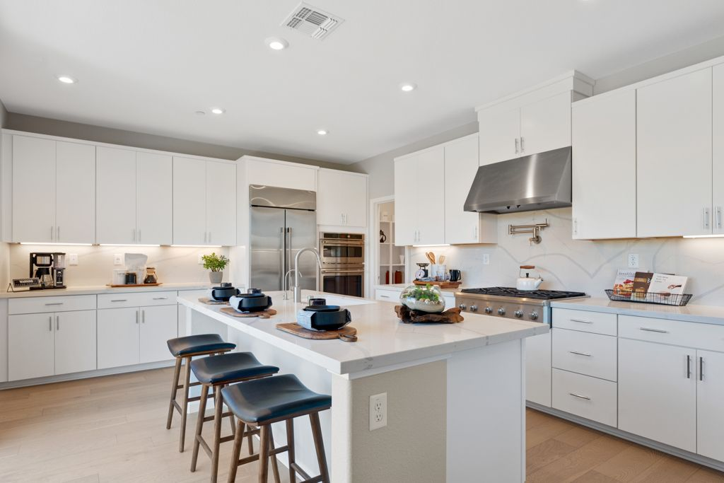 Kitchen featured in the River Plan 6 By Taylor Morrison in Sacramento, CA