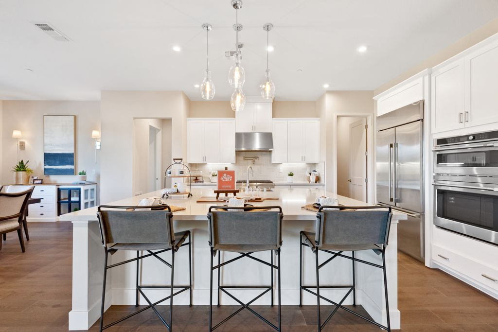 Kitchen featured in the Harbor Plan 12 By Taylor Morrison in Sacramento, CA