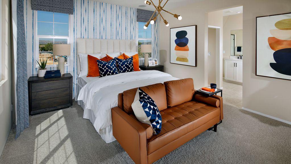Bedroom featured in the Plan 4 By Taylor Morrison in Riverside-San Bernardino, CA