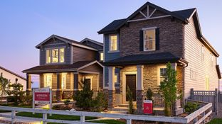 Stella - The Horizon Collection at Altaira at High Point: Denver, Colorado - Taylor Morrison