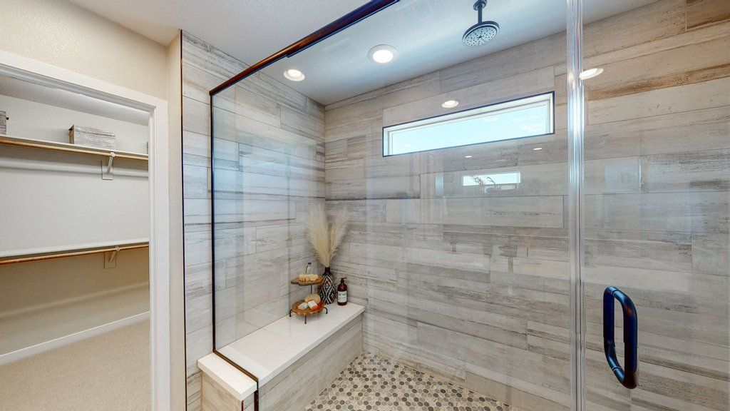 Bathroom featured in the Juniper at Silverleaf By Taylor Morrison in Las Vegas, NV