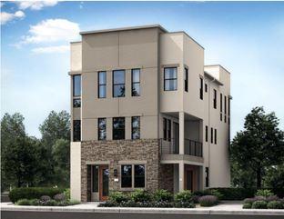 Residence 2 WLH - Fringe at Novel Park: Irvine, California - Taylor Morrison