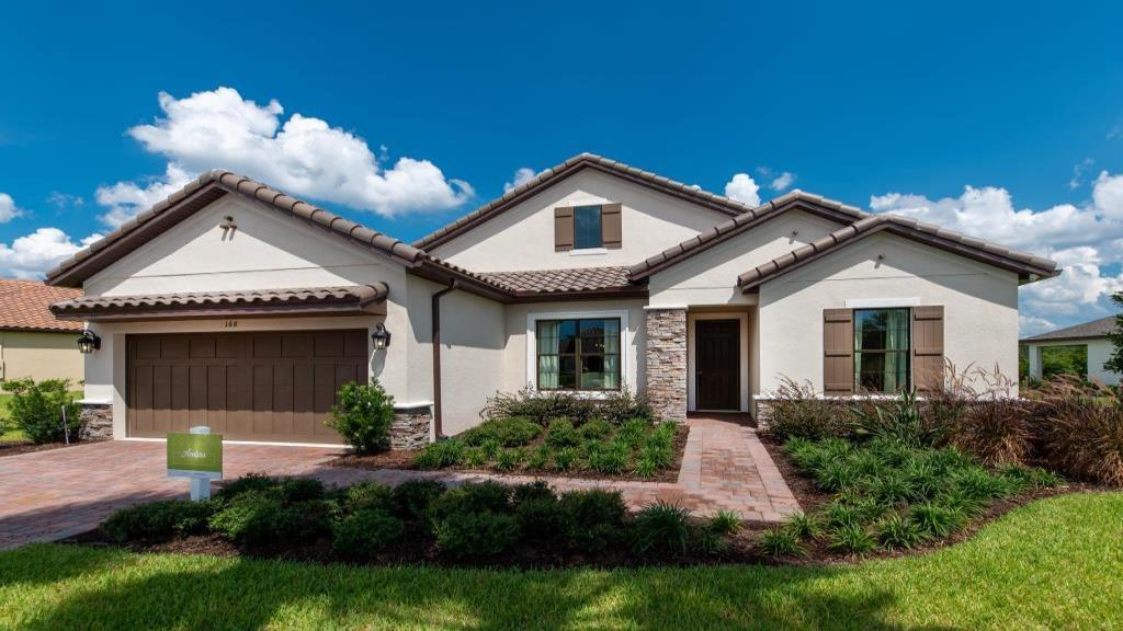Exterior featured in the Ambra By Taylor Morrison in Martin-St. Lucie-Okeechobee Counties, FL