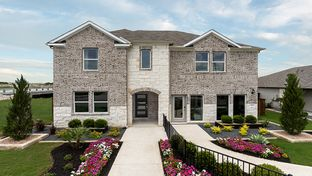 Trinity WLH - Carmel: Pflugerville, Texas - Taylor Morrison