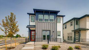 The Princeton - Canyon Village: Highlands Ranch, Colorado - Taylor Morrison