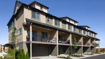Westridge Townhomes North by Taylor Morrison in Seattle-Bellevue Washington