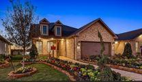 Bonterra at Cross Creek Ranch 45s by Taylor Morrison in Houston Texas