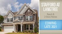 Stafford at Langtree by Taylor Morrison in Charlotte North Carolina