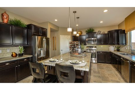 Kitchen-in-Indigo II-at-Adora Trails Discovery II Collection-in-Gilbert