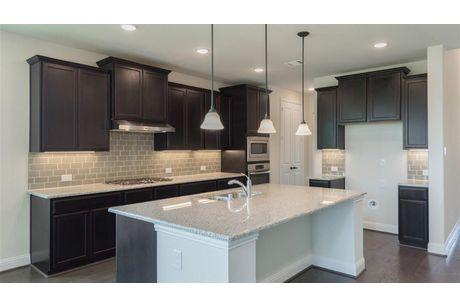 Kitchen-in-Devonshire-at-Willowcreek at Auburn Hills-in-McKinney