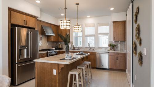 Kitchen-in-Residence 5 Nova-at-Nova at The Vale-in-Sunnyvale