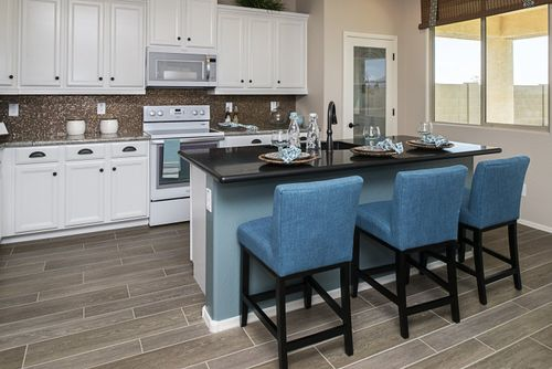 Kitchen-in-Westminster-at-Mills Run-in-San Tan Valley
