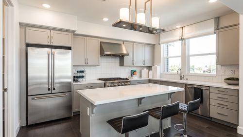 Kitchen-in-Residence 6 Nova-at-Nova at The Vale-in-Sunnyvale