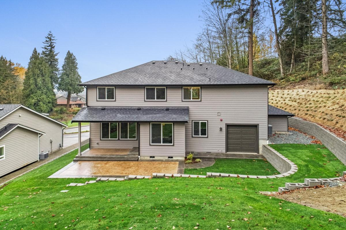 Exterior featured in the Lot 3 By Terrafin Real Estate in Tacoma, WA