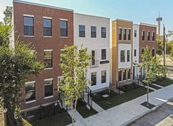 Plan 1669 - City Center Lofts: San Antonio, Texas - Terramark Urban Homes