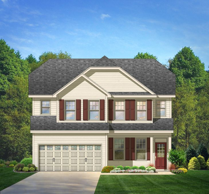 Exterior:The Cypress Creek A