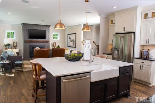 Kitchen-in-2217 Orchard Lake Drive #Lot 21-at-Senter Farm-in-Apex