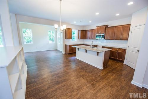 Kitchen-in-119 S Porcenna Lane #43-at-The Vistas at Tuscany-in-Clayton