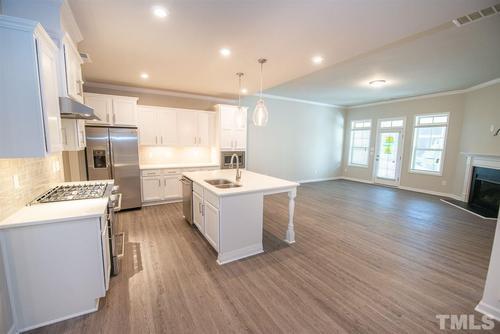 Kitchen-in-566 Brunello Drive #58-at-Siena-in-Wake Forest