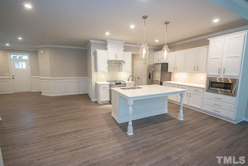 Kitchen-in-566 Brunello Drive #58-at-Siena-in-Wake Forest