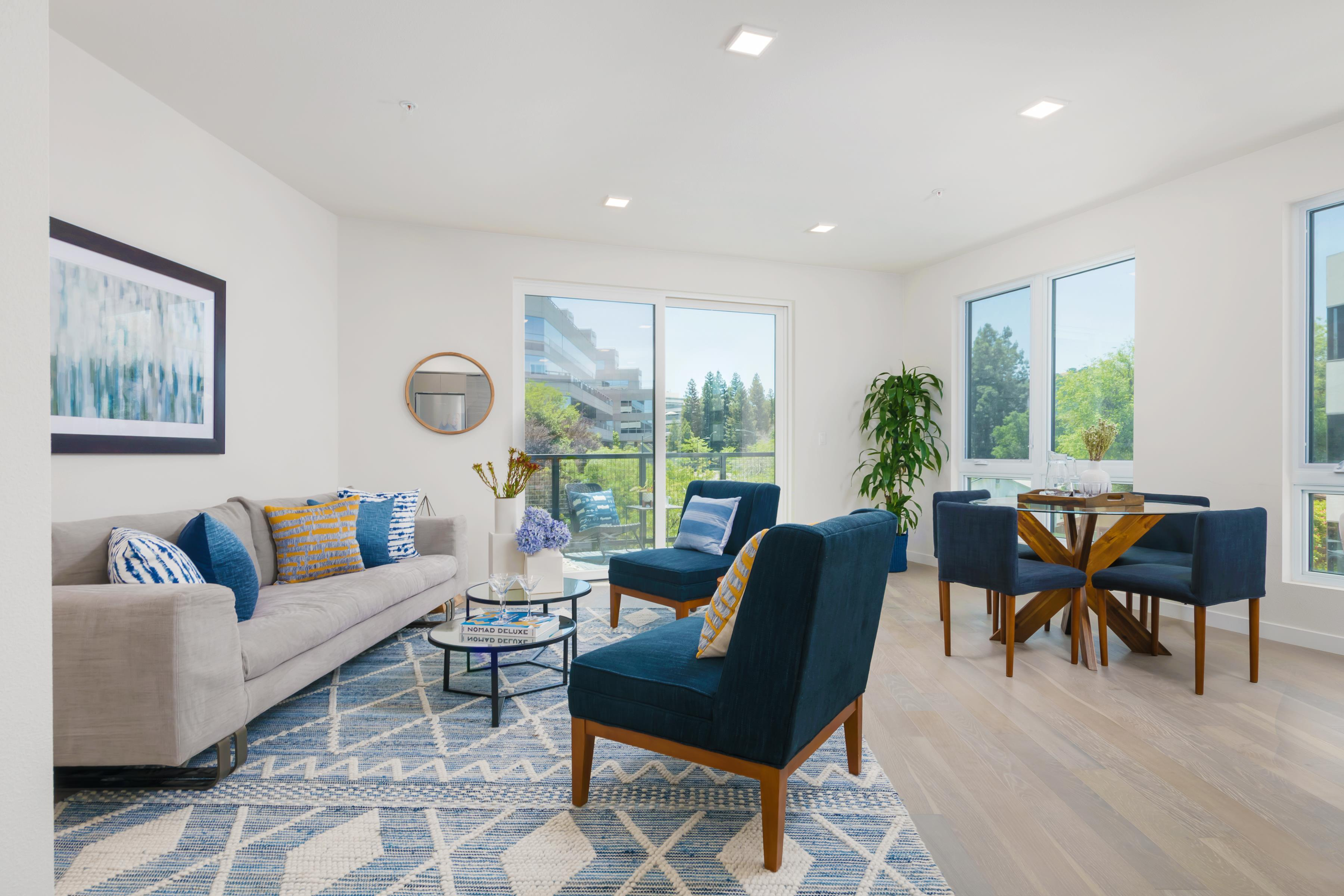 Living Area featured in the 1b By The Address Company in Oakland-Alameda, CA